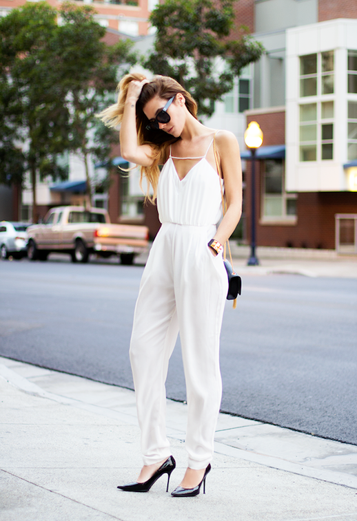 f9dfbe0e3a83 5 WAYS TO WEAR A WHITE JUMPSUIT