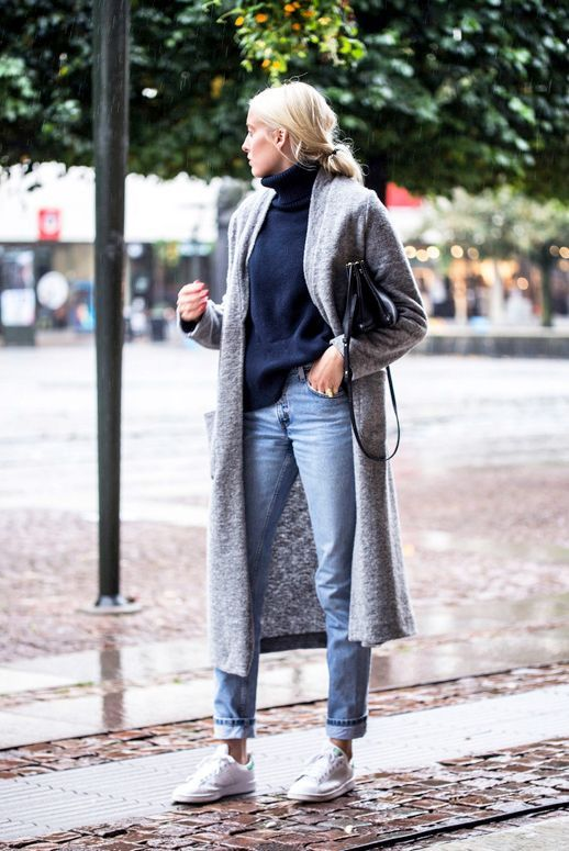 A Blogger Approved Casual Cool Look For Fall And Winter | Le