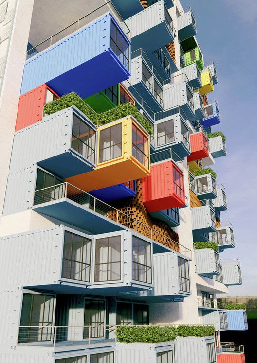 Opinion: What's Wrong With Shipping Container Housing