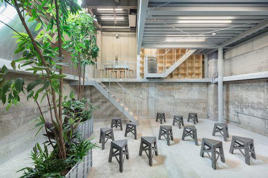 Blue Bottle Coffee Nakameguro Cafe / Schemata Architects | Arch ...