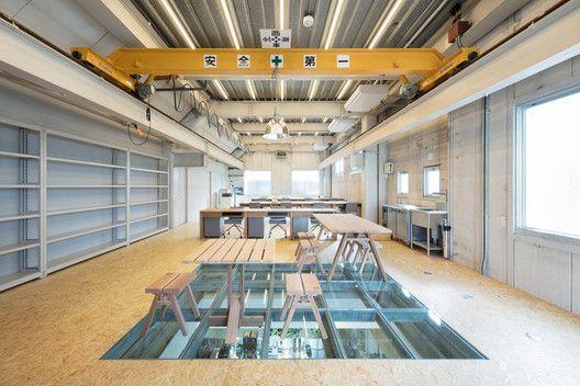 Blue Bottle Coffee Nakameguro Cafe / Schemata Architects   Arch ...