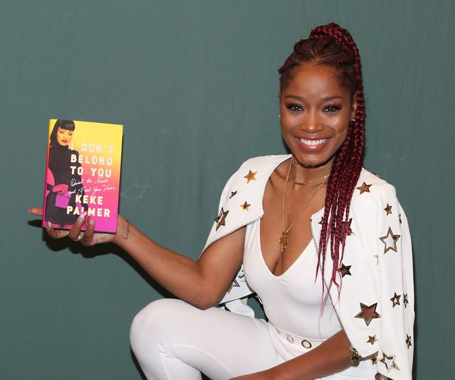 Keke Palmer is a busy woman. After wrapping up Scream Queens' second season  and launching a new collab with ShoeDazzle, the 23-year-old actress,  singer, ...