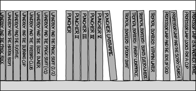 Synonym Movies 2 | xkcd com | Bloglovin'