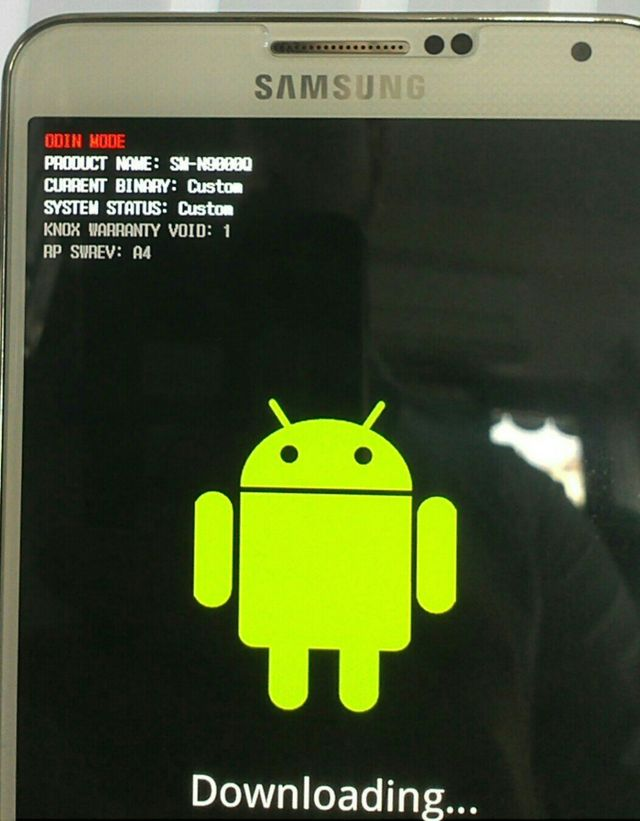 solution] note 3 n900-n900q knox operation reset counters | xda