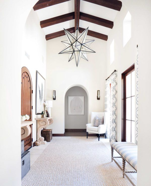 Coastal Inspired Spanish Style Home Style Me Pretty Living