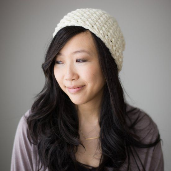 Herringbone Half Double Crochet Hat Craft Gawker Bloglovin