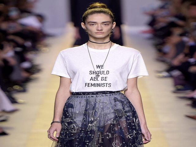 7678c863c2a Dior s New Designer Is Already Making A Serious Feminist Statement ...