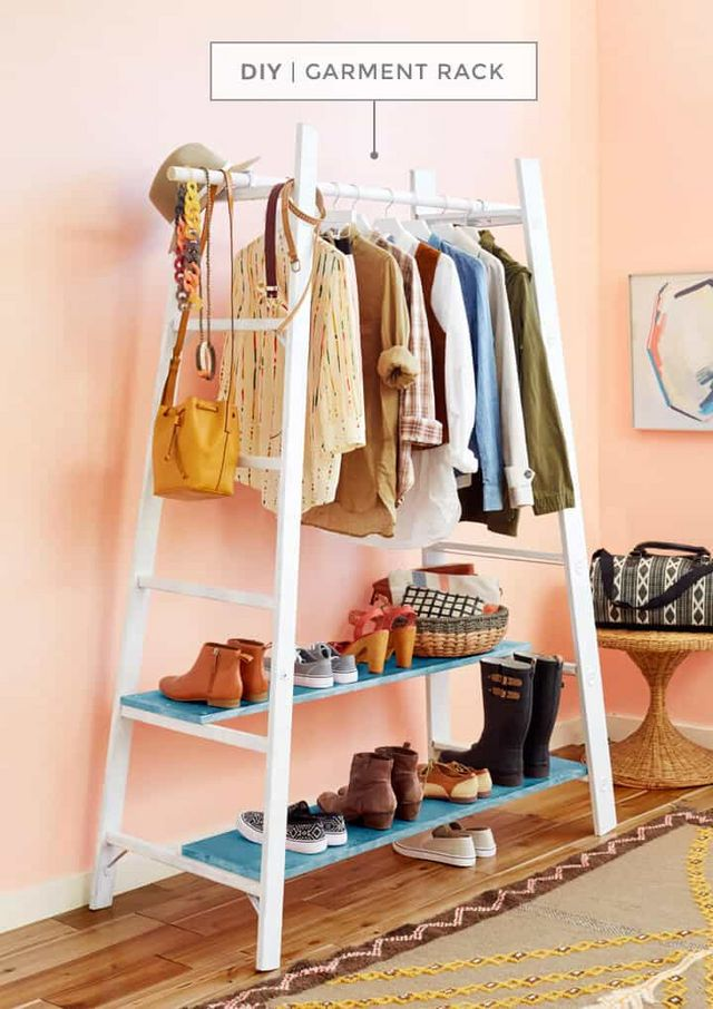 b08f6ba5439 Red Book DIY – Garment Rack | Emily Henderson | Bloglovin'