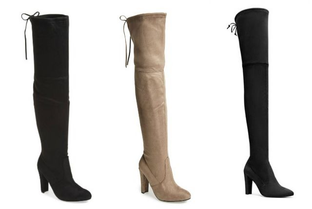 32b0c9e3a93 Shoe of the Week – Steve Madden Over The Knee Boots | Style Elixir ...