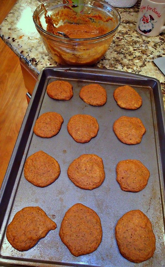 Low Carb/40 Calorie Pumpkin Protein Cookies | Simply Taralynn ...