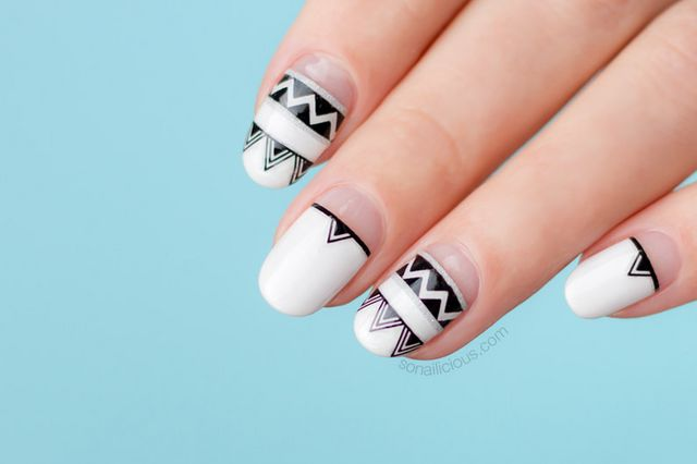 8 Easy Summer Nail Designs To Try This Weekend Sonailicious