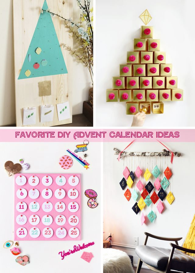 c2467f083001 Day 37 Christmas Decor: 15 Favorite DIY Advent Calendar Ideas! | The ...
