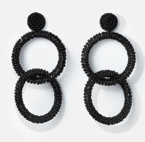 e6f732b0ea65d These wrapped double link earrings from Express are a good option. They re  simple