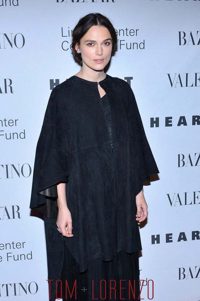 7d5efe2b21e Apparently, in order to honor Valentino, Keira Knightley had to be burned  at the stake as a witch.