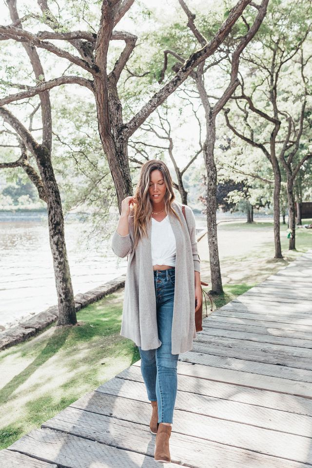c9871b78d97 There were too many amazing fall pieces to pass up so I picked up a couple  key pieces that would help transform this look into an effortless daytime  fall ...