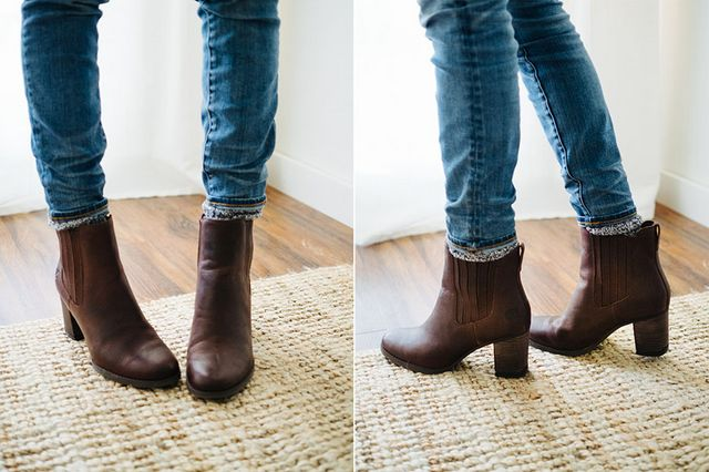 How To Wear Ankle Booties With Jeans Part Ii Socks