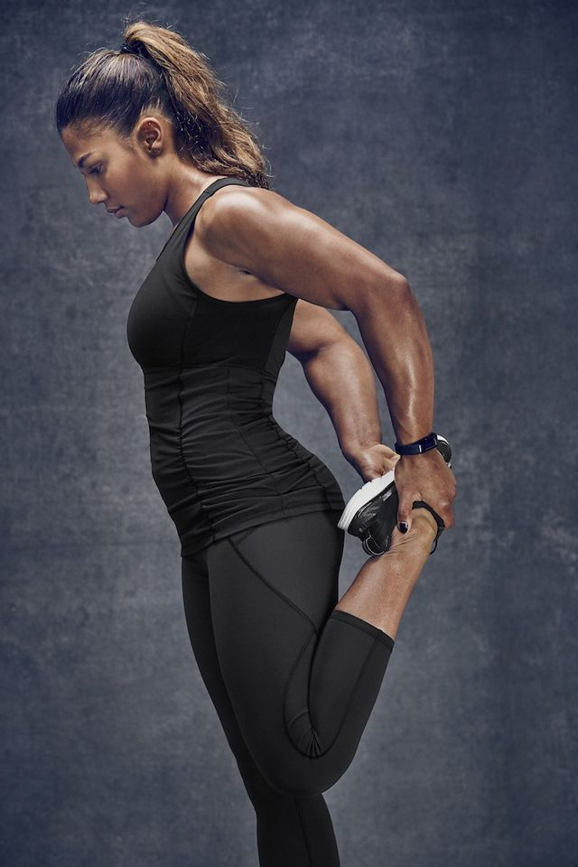 4bc7c8715de Scroll down to see a sampling of looks from Athleta s new Sculptek  collection.