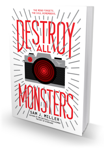 Review: Destroy All Monsters by Sam J  Miller   Xpresso