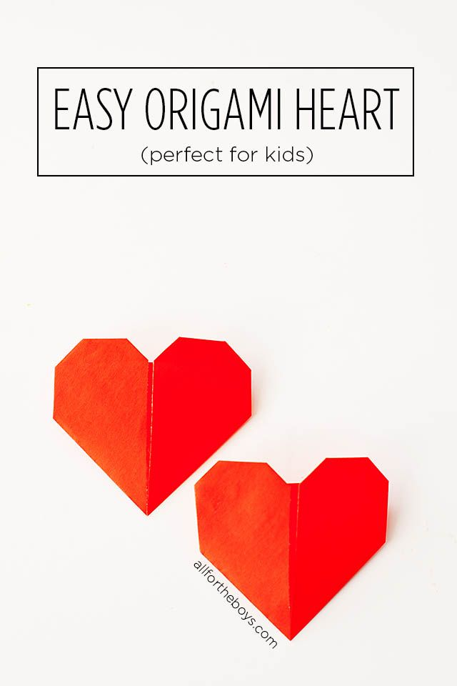 HOW TO MAKE ORIGAMI BLOSSOM HEARTS. — Gathering Beauty | 960x640