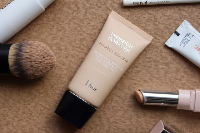 9d35d5dc66f Foundation Review  Dior Forever Perfect Mousse   A Model Recommends ...