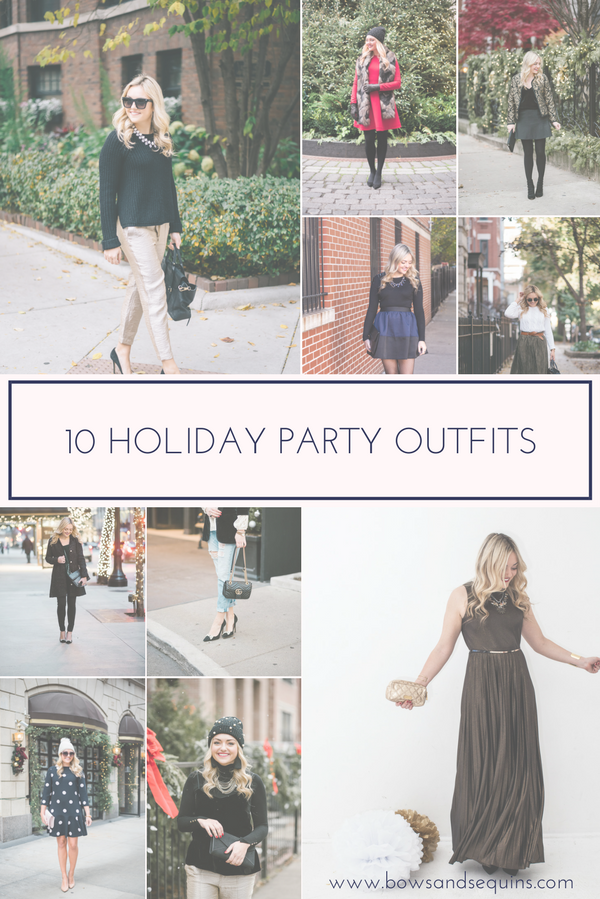 ed00371695f I've already shared a couple of outfits fit for celebrations on the blog  this year (this bow dress, this plaid dress, and this festive fringe top)  ...