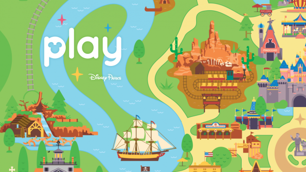 f07d90bba Play Disney Parks App Debuts in Disney World and Disneyland Resort ...