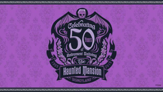 Disneyland 2016 Happiest Haunts Tour Key Pin Haunted Mansion Madame Leota