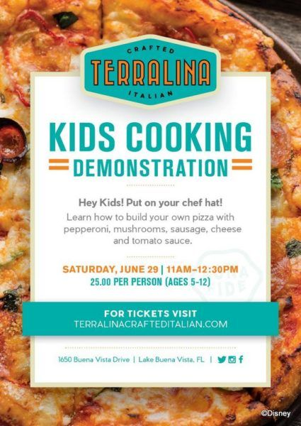 Grab Your Chef S Hat Kids Terralina Crafted Italian