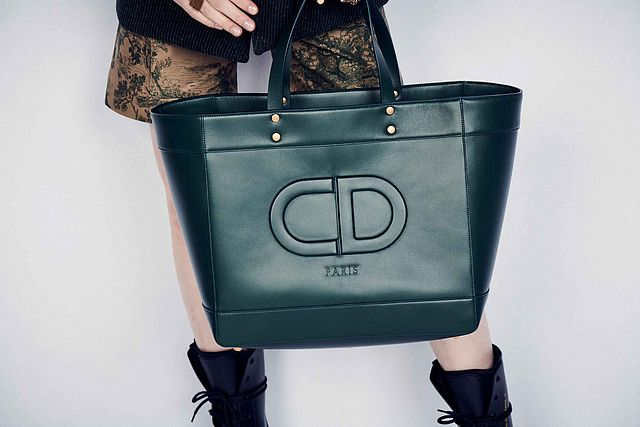 9c5b580a7320 Dior Cruise 2019 came up with a few new design for bags. The bags are  either plain and simple or embroidered and have a boho chic resemblance.