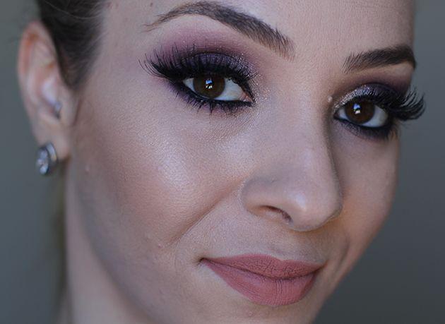 f88aeae85 ... e eu trouxe uma maquiagem super simples de fazer, colorida e sabe o que  é mais legal? Ela combina com qualquer cor de look que você use, bom né?!
