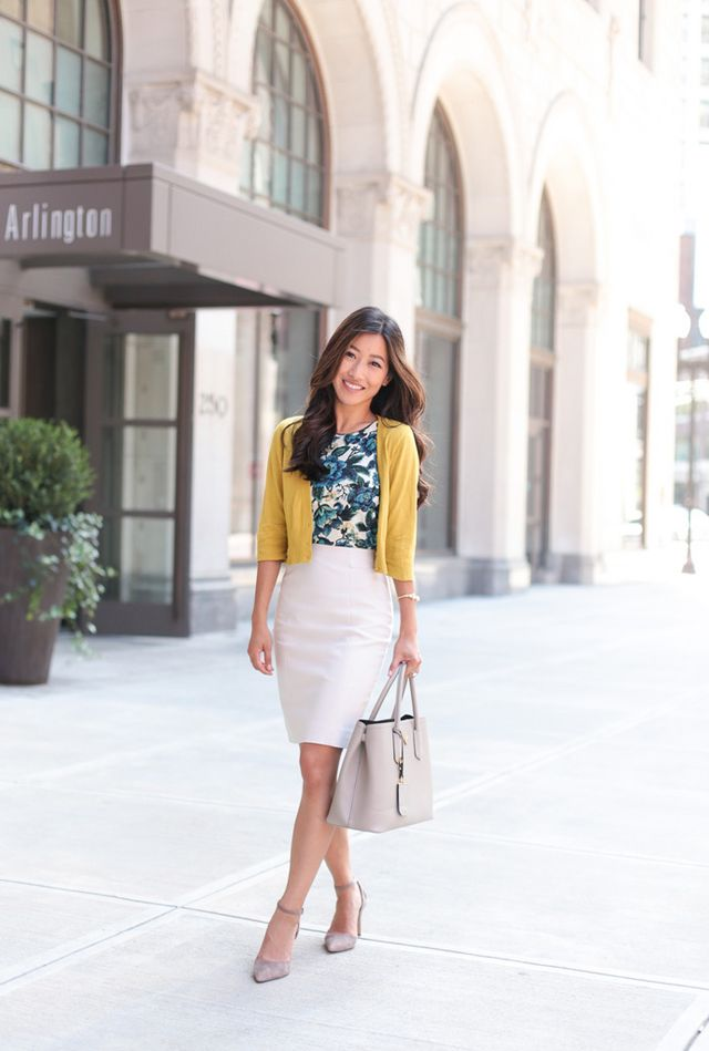 Workwear  4 Ways to Top Off Your Business Casual Outfit  5226d7f4e