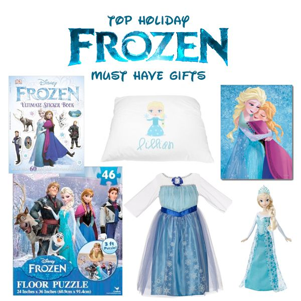 """80c2bc2978 ... least ONE Frozen Christmas request. I myself have been on the search!  I've collected a few of the coolest """"Frozen"""" themed gifts you want under  your tree ..."""