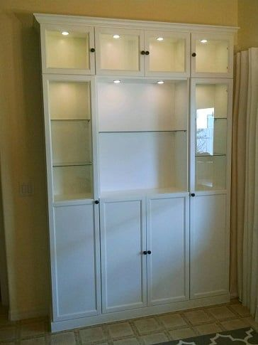 Ikea Billy China Cabinet Hack Ikea Hackers Bloglovin