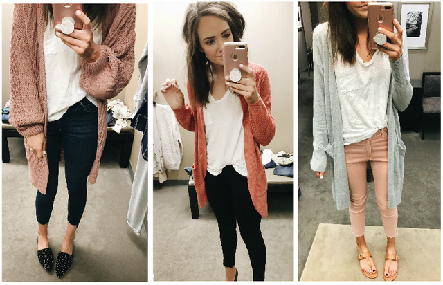 273b919c973a0 DRESSING ROOM DIARIES: NSALE SWEATERS | Katie Did What | Bloglovin'