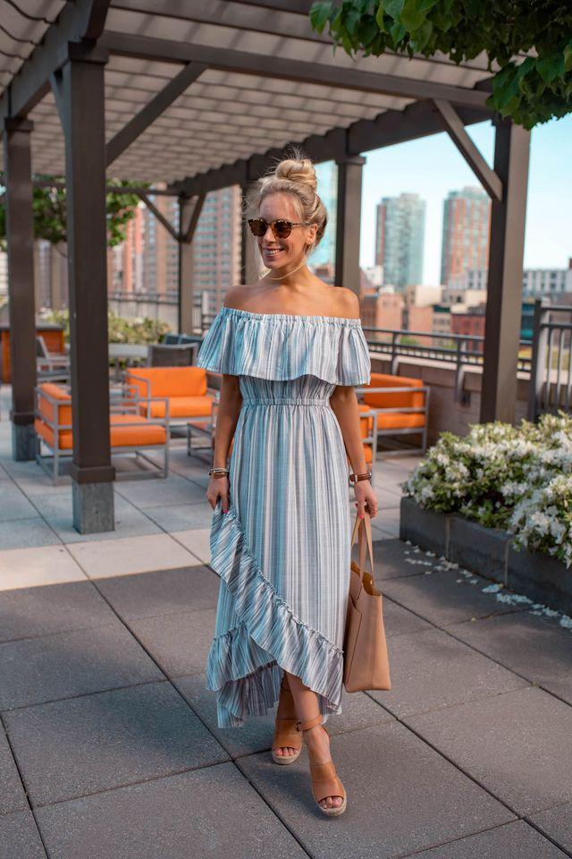 a455341db36 Summer Jumpsuits & Maxi Dresses Under $100 | Katie's Bliss | Bloglovin'