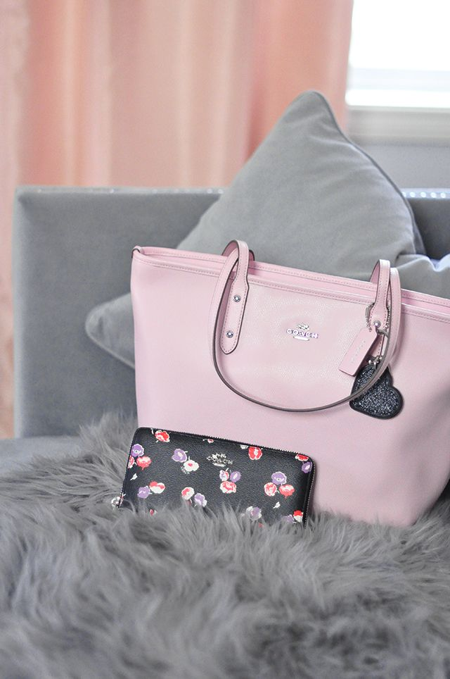 068e6cce91 Smile! It s My January Coach Bag Giveaway + More
