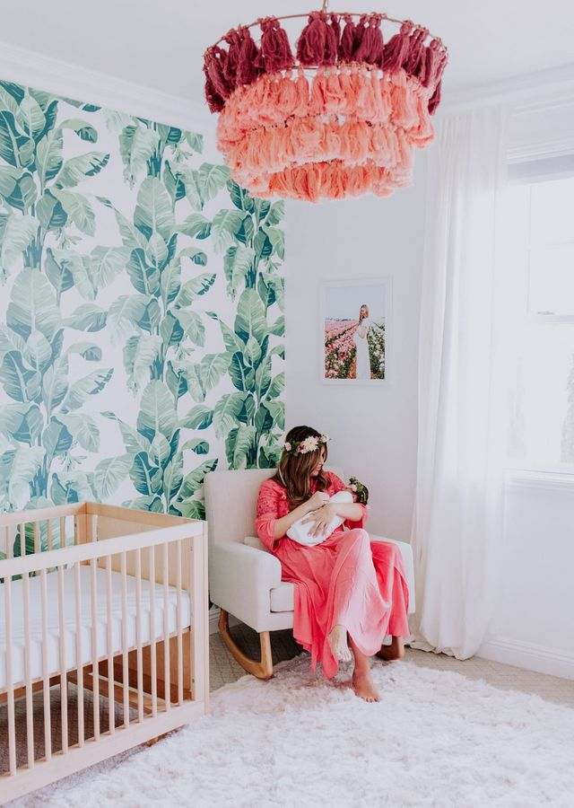 Millie S Baby Nursery Reveal Mint Arrow Bloglovin