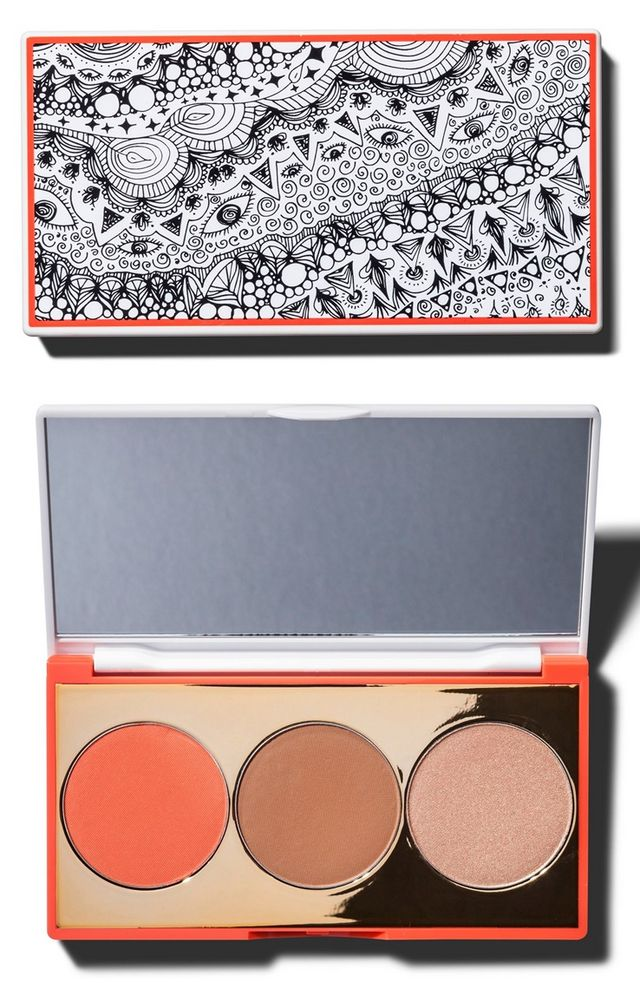 1a1d364b8b9 Sonia Kashuk Pretty Cheeky Face Palette for Spring 2017 | Musings of ...