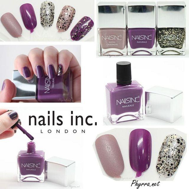 e791f04ebc1 Nails Inc Alexa Chung and Nailkale Nail Polish | Phyrra | Bloglovin'