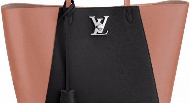 1f3036311257 The Louis Vuitton Lockme Cabas is a Luxurious Everyday Tote ...