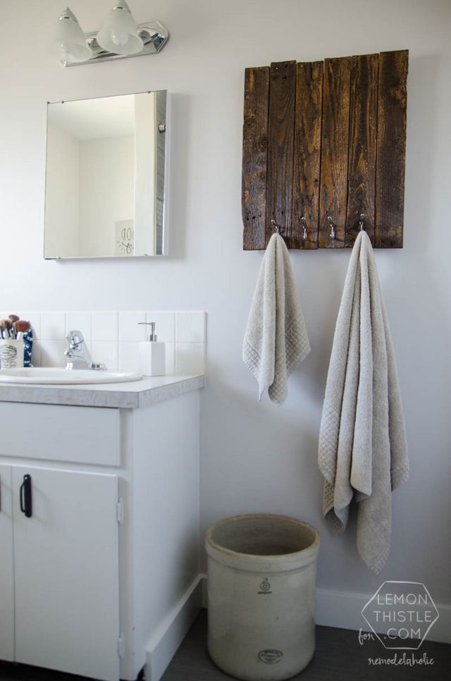 Diy Bathroom Remodel On A Budget And Thoughts On