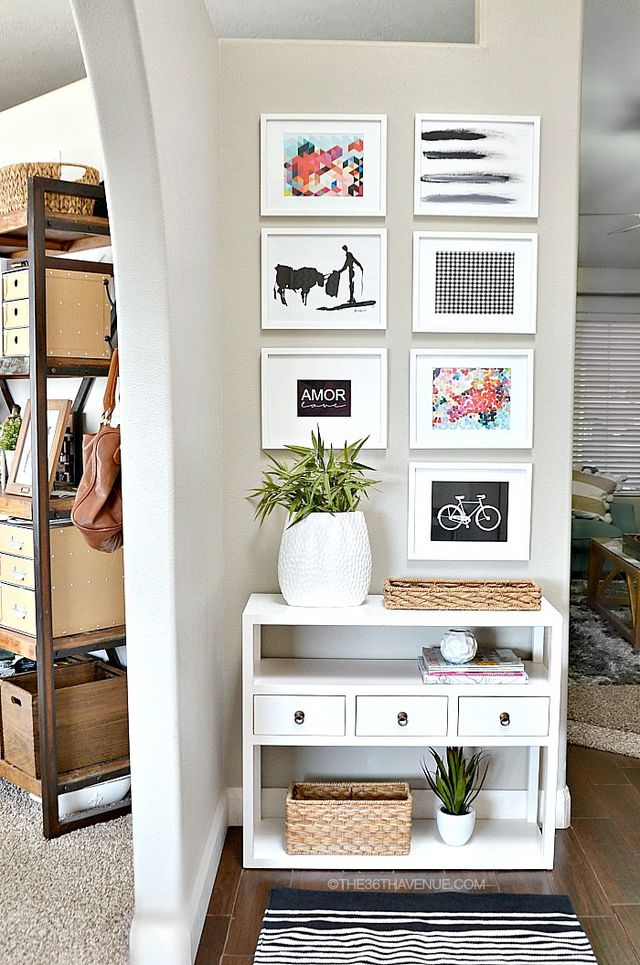 Shelves White Walls And Entry Ways: 100+ Inspiring Mudrooms And Entryways
