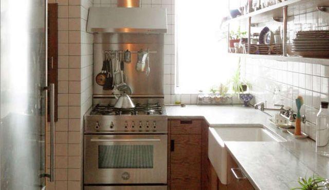 Cutout Kitchen Cabinet Pulls