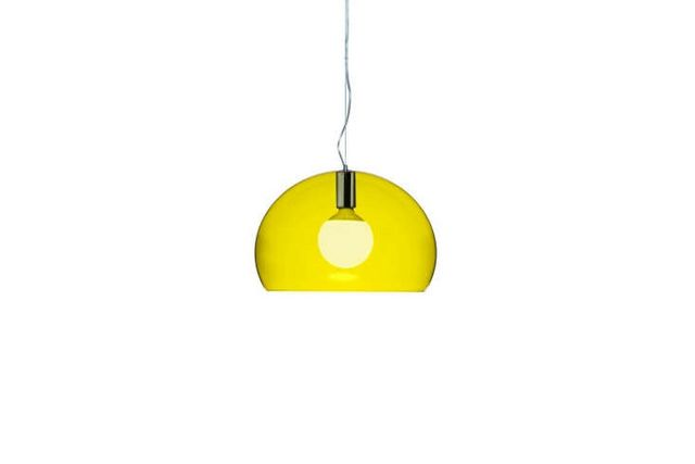 Above the small fl y suspension lamp is the look of glass methacrylate for less and comes in 13 colors shown in transparent yellow for 267 75 at hive