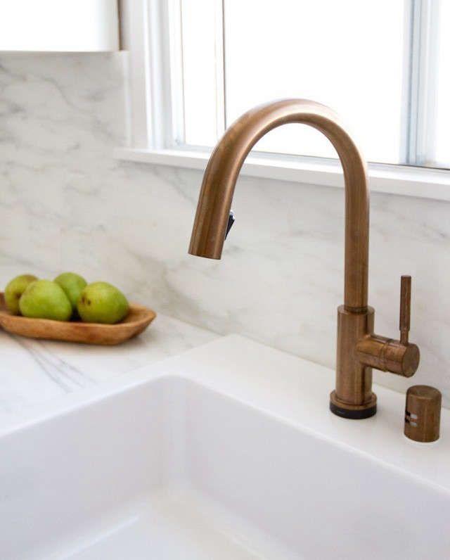10 Easy Pieces: Pull-Down Sprayer Faucets | Remodelista: Sourcebook ...