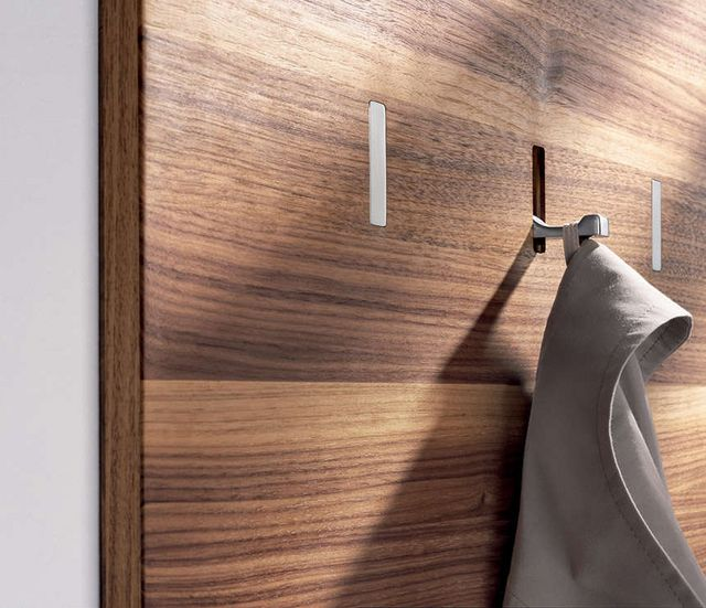 High low space saving retractable wall hooks for Retractable wall for home