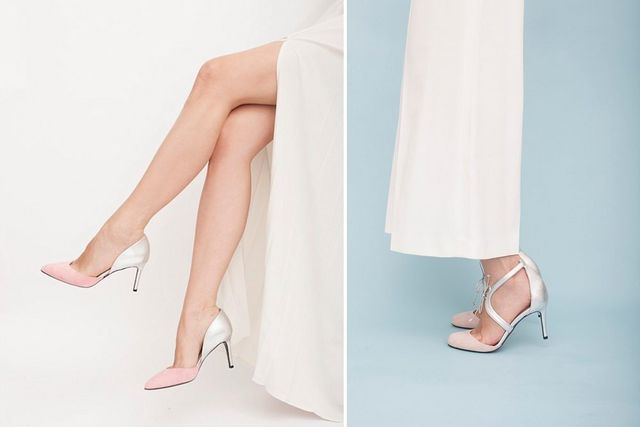 04d0f89549b1 Bespoke Wedding Shoes With Style  Faber Novella