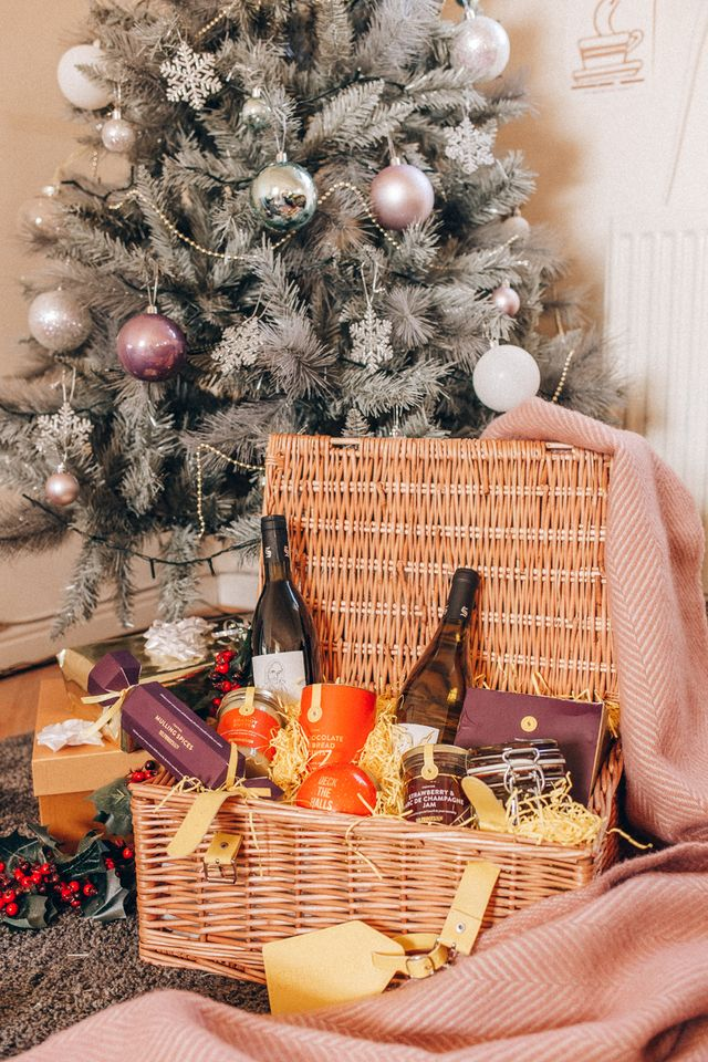 0801e39d79df Which is why a Christmas hamper is my God send. I don t know about your  friends and family