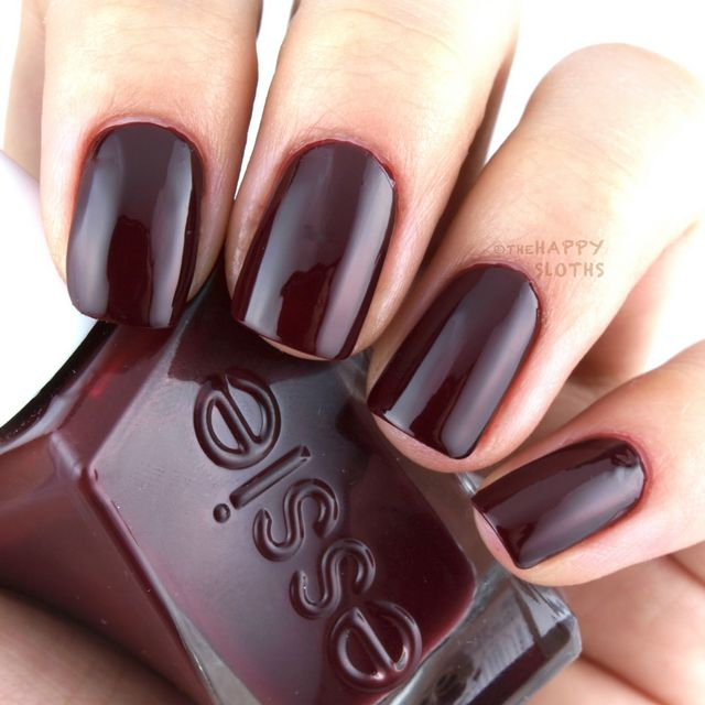 Essie Gel Couture Nail Polish: Review And Swatches