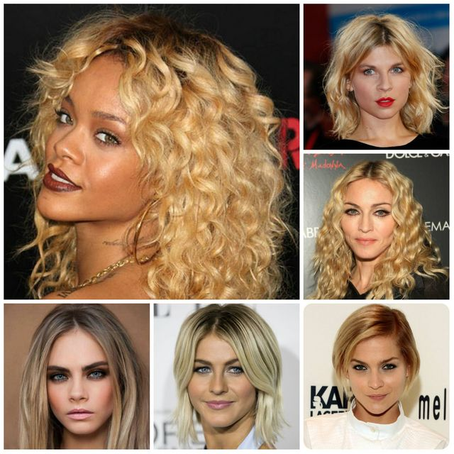 Warm Tones Summer Hair Color Chart Guide To The Best For Your Skintone